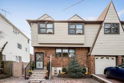 Staten Island NY Semi-Attached For Sale: $599,999