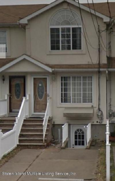 Staten Island Single Family Home Acceptance: 239 Taylor Street