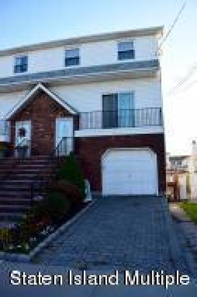 Semi-Attached For Sale: 1076 Rockland Avenue