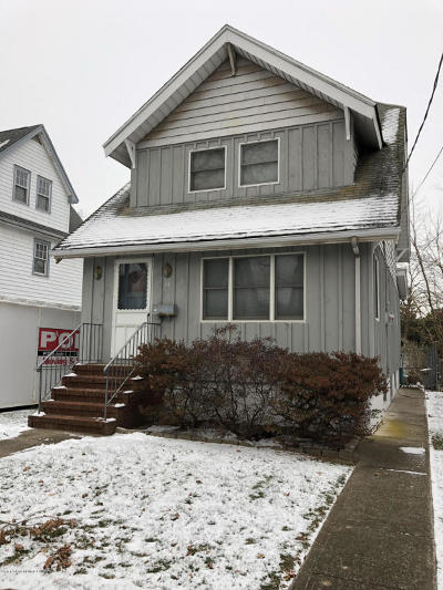 Single Family Home For Sale: 318 Edison Street