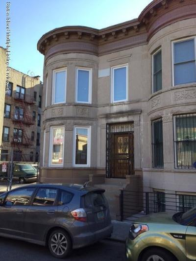 Brooklyn Two Family Home For Sale: 1392 Lincoln Place