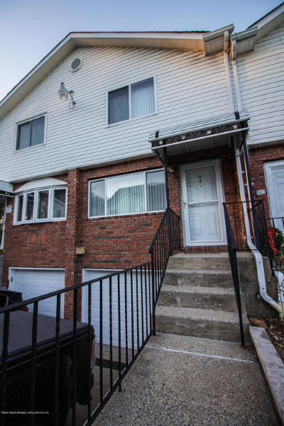 Single Family Home Acceptance: 64 Cody Place