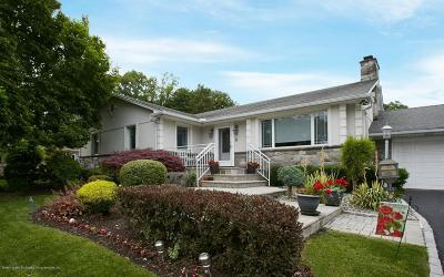 Single Family Home For Sale: 115 Overlook Terrace