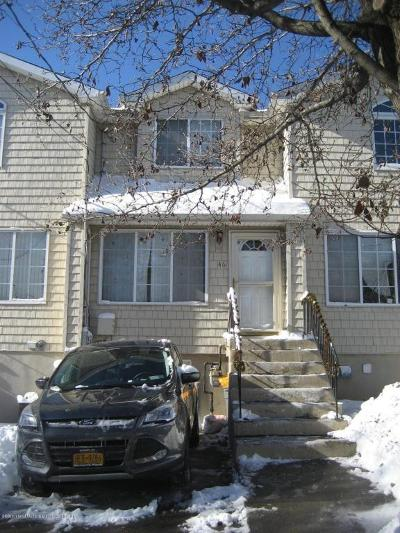 Staten Island Single Family Home For Sale: 46 Faber Street