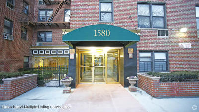 Rental For Rent: 1580 E 18th Street #1c