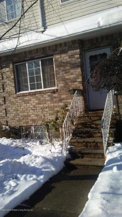 Semi-Attached For Sale: 124 Livingston Avenue