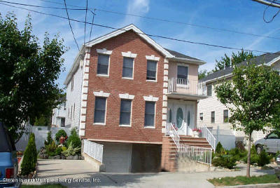 Staten Island NY Single Family Home For Sale: $899,000