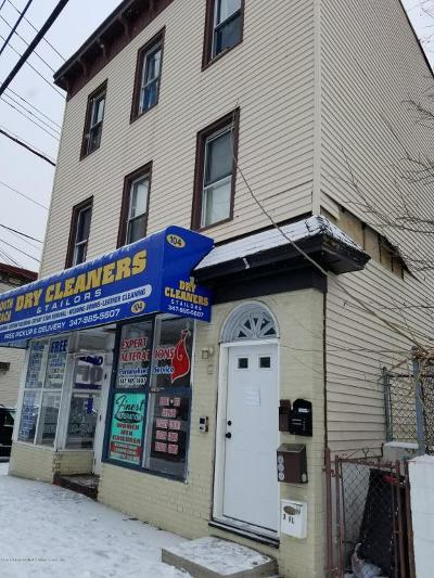 Staten Island Commercial For Sale: 104 McClean Avenue