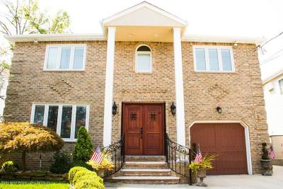 Staten Island Two Family Home For Sale: 139 Burton Ave