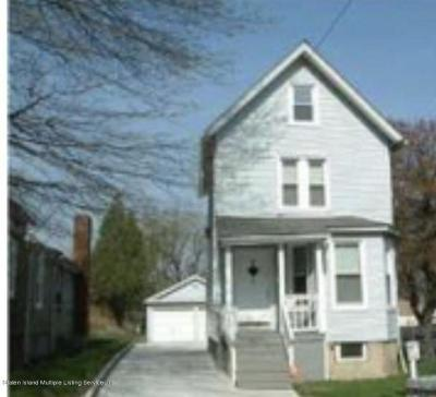 Staten Island Single Family Home For Sale: 22 Trantor Place