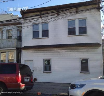 Staten Island Two Family Home For Sale: 223 Gordon Street