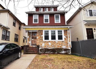 Staten Island Single Family Home For Sale: 58 Irving Place