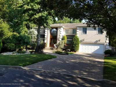 Staten Island NY Single Family Home For Sale: $1,450,000