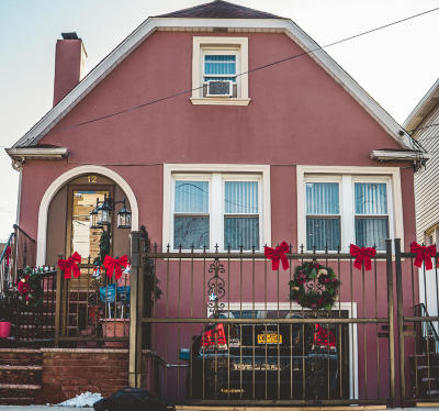 Staten Island Single Family Home For Sale: 12 Cliffside Avenue