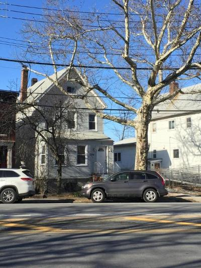 Staten Island Single Family Home For Sale: 1604 Richmond Ave