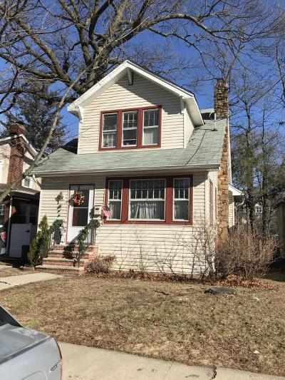 Staten Island Single Family Home For Sale: 177 Lindenwood Road