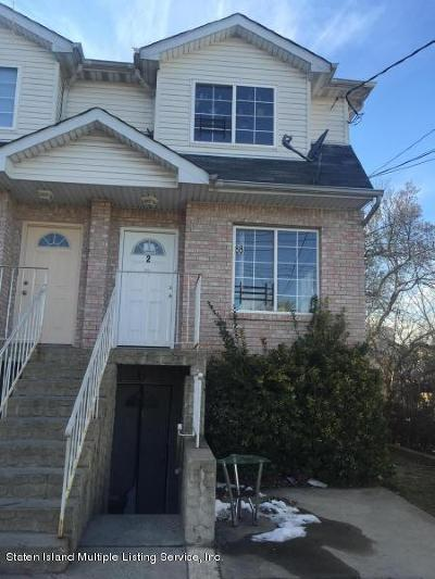 Staten Island Two Family Home For Sale: 88 South Avenue