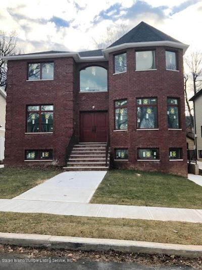 Staten Island Two Family Home Acceptance: 102 Dale Avenue