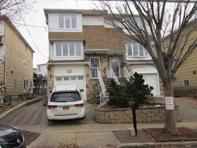Staten Island Semi-Attached For Sale: 121 Keating Place