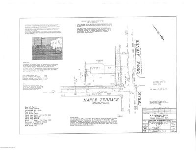 Staten Island Residential Lots & Land For Sale: 61 Cedar Grove Avenue