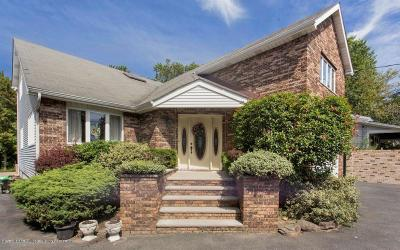 Staten Island Two Family Home For Sale: 65 Sharrotts Road