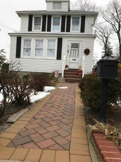 Staten Island Two Family Home For Sale: 78 Woodland Avenue