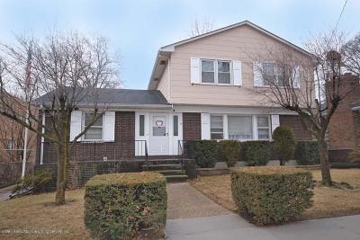 Single Family Home For Sale: 64 Jerome Avenue