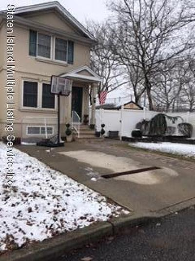 Single Family Home Acceptance: 591 Oder Avenue