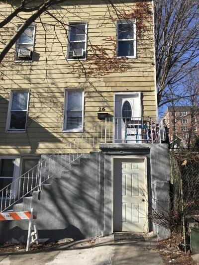 Two Family Home For Sale: 26 Montgomery Avenue