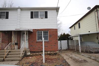 Staten Island Semi-Attached For Sale: 25 Kramer Place