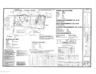 Staten Island Residential Lots & Land For Sale: 144 Flagg Place