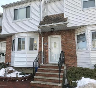 Single Family Home Acceptance: 85 Freedom Avenue #B