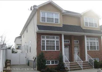 Staten Island NY Semi-Attached For Sale: $689,000