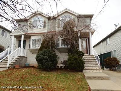 Semi-Attached For Sale: 447 Hillman Avenue