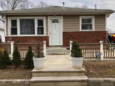 Single Family Home For Sale: 353 South Avenue