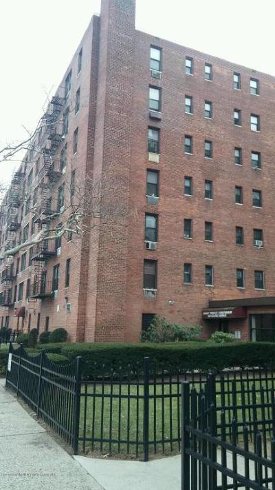 Staten Island NY Condo/Townhouse For Sale: $219,000