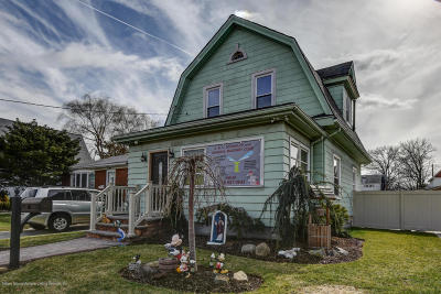 Single Family Home For Sale: 168 Bedford Avenue