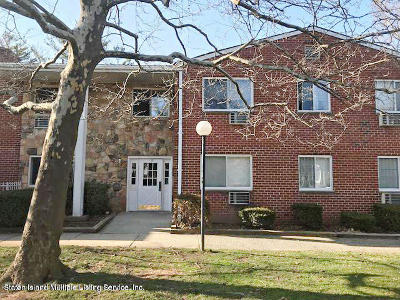 Staten Island Condo/Townhouse For Sale: 19 Gadsen Place