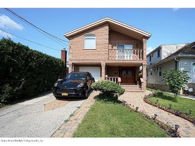 Richmond County Single Family Home For Sale: 115 Hunter Avenue