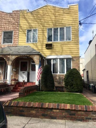 Brooklyn Two Family Home For Sale: 1819 Avenue X