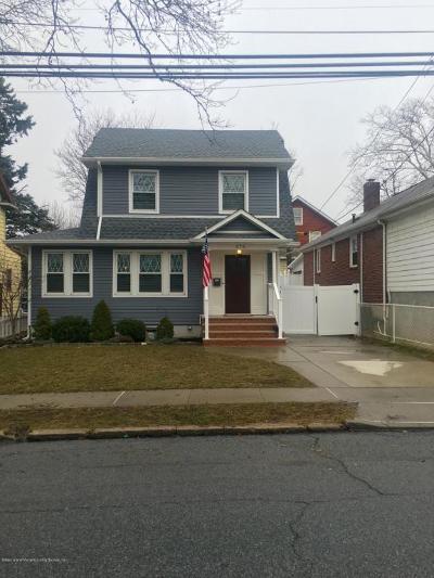 Single Family Home Acceptance: 575 Bement Avenue
