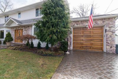 Staten Island Single Family Home For Sale: 38 Stevenson Place