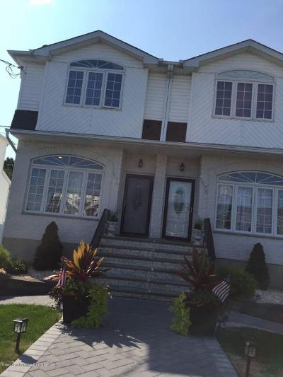 Staten Island Two Family Home For Sale: 1576 Woodrow Road