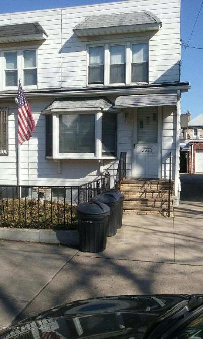 Kings County Semi-Attached For Sale: 2035 W 5th Street
