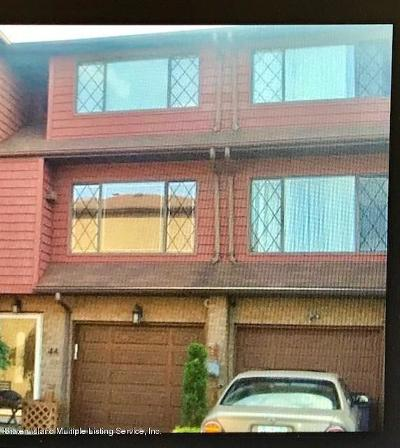 Staten Island Semi-Attached For Sale: 45 Maryland Lane