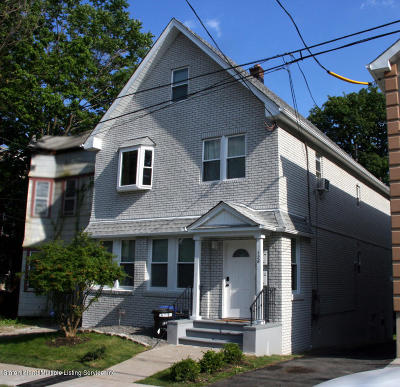 Staten Island Two Family Home Acceptance: 128 Benziger Avenue