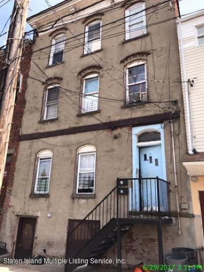 Staten Island Multi Family Home For Sale: 34 Broad Street