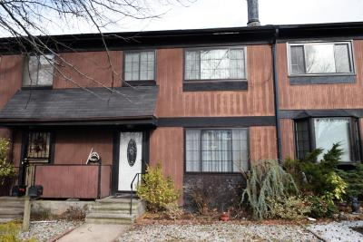 Condo/Townhouse For Sale: 17 Hickory Court
