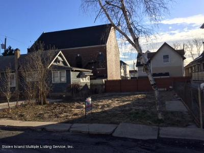 Staten Island Residential Lots & Land For Sale: 62 Maple Terrace