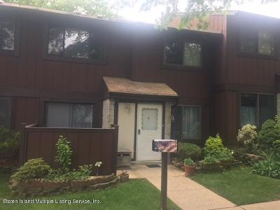Condo/Townhouse For Sale: 3 Rumson Road